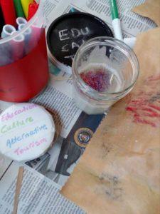 Δημιουργική απασχόληση στον Παντοκαφενέ